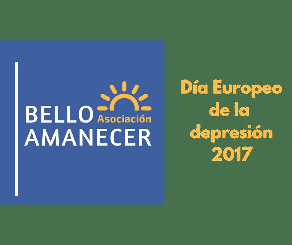 Día Europeo de la Depresión 2017